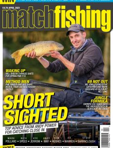 Match Fishing – April 2021