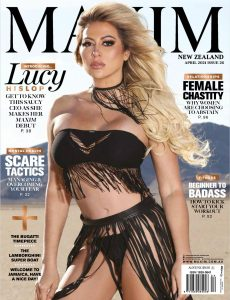 Maxim New Zealand – April 2021
