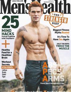 Men's Health Australia – May 2021