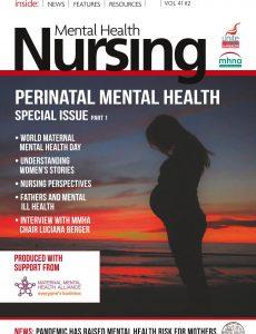 Mental Health Nursing – April-May 2021