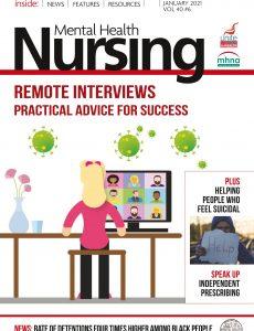 Mental Health Nursing – December 2020 – January 2021