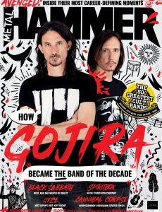 Metal Hammer UK – June 2021