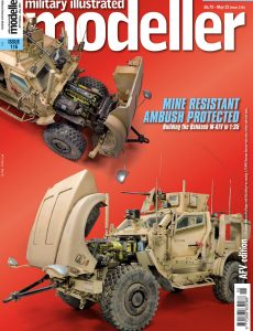 Military Illustrated Modeller – Issue 116 – May 2021