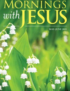Mornings with Jesus – May-June 2021