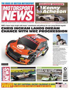 Motorsport News – April 08, 2021