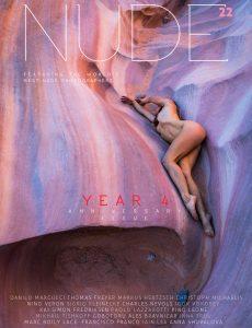 NUDE Magazine – Issue 22 Year 4 Anniversary 2021