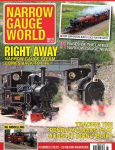 Narrow Gauge World – Issue 156 – May 2021