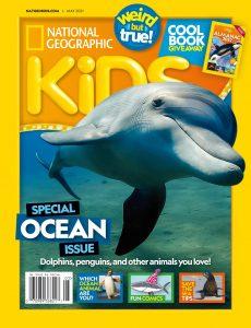 National Geographic Kids USA – May 2021