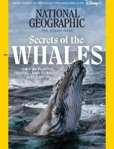 National Geographic UK – May 2021