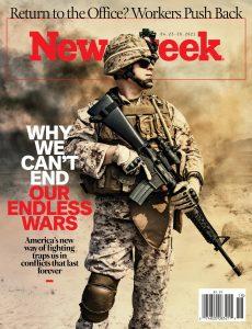 Newsweek USA – April 23, 2021