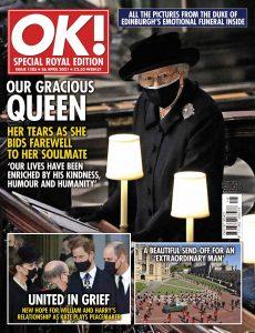 OK! Magazine UK – 26 April 2021