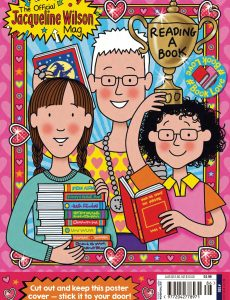 Official Jacqueline Wilson Magazine – 28 April 2021