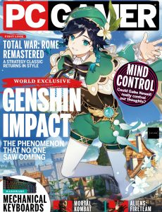 PC Gamer UK – May 2021
