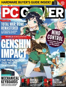 PC Gamer USA – June 2021
