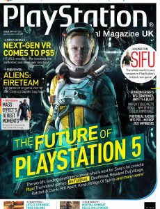 PlayStation Official Magazine UK – May 2021