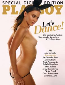 Playboy Germany Special Digital Edition – Let's Dance ! – 2021