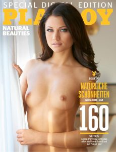 Playboy Germany Special Digital Edition – Natural Beauties – 2016