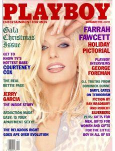 Playboy Usa – December 1995