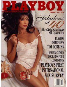 Playboy Usa – February 1995
