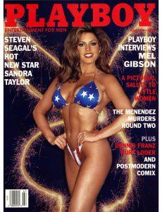 Playboy Usa – July 1995
