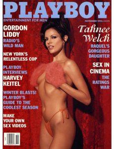 Playboy Usa – November 1995