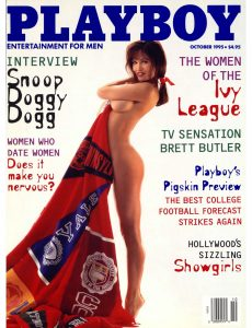 Playboy Usa – October 1995