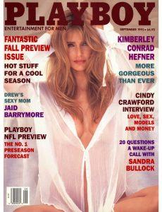 Playboy Usa – September 1995