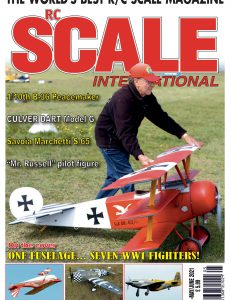 RC Scale International – Issue 3 – May-June 2021