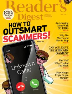 Reader's Digest Canada – May 2021