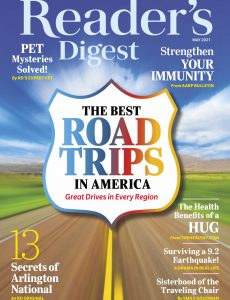 Reader's Digest USA – May 2021