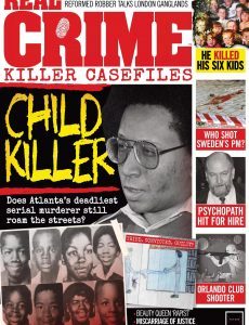 Real Crime – Issue 71, 2020