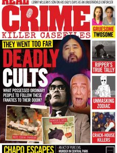Real Crime – Issue 72, 2021