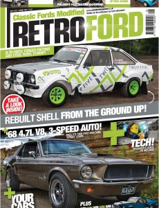 Retro Ford – Issue 182 – May 2021