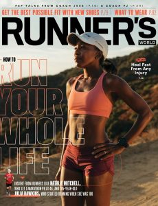 Runner's World USA – Vol 56, No  03, 2021