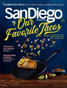 San Diego Magazine – February 2021