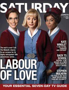 Saturday Magazine – April 17, 2021