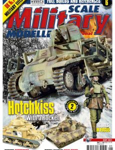 Scale Military Modeller International – May 2021
