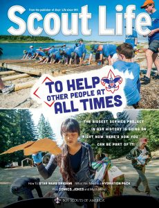 Scout Life – May 2021