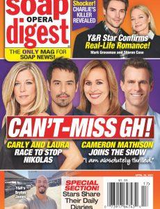 Soap Opera Digest – April 26, 2021