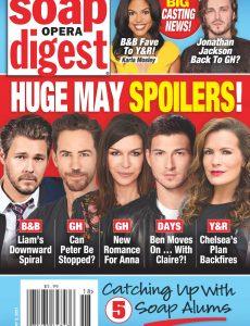 Soap Opera Digest – May 03, 2021