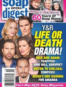Soap Opera Digest – May 10, 2021