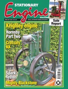Stationary Engine – Issue 567 – June 2021