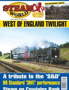 Steam World – Issue 406 – April 2021