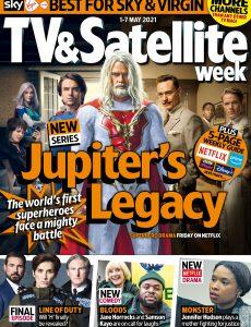 TV & Satellite Week – 01 May 2021