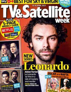 TV & Satellite Week – 10 April 2021