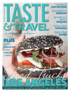 Taste & Travel International – Issue 40 – Winter 2021