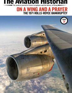 The Aviation Historian – Issue 34 – 15 January 2021