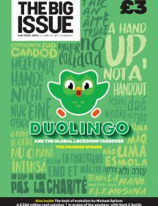 The Big Issue – April 05, 2021