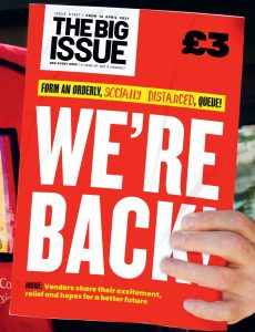 The Big Issue – April 12, 2021