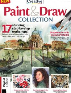 The Creative Collection Paint & Draw Collection – Issue 16, 2021